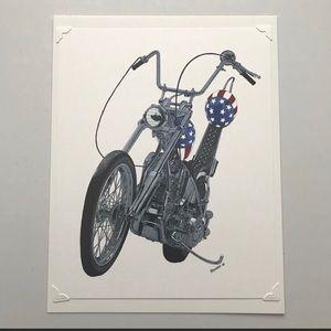 Easy Rider Print. 👍🇺🇸👍Perfect Biker…